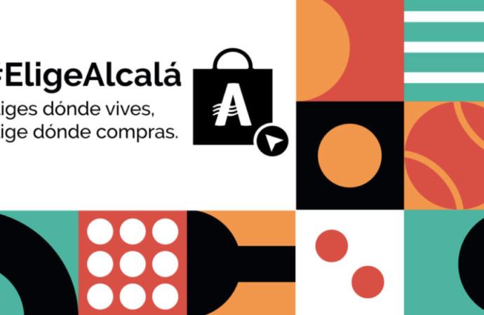 #EligeAlcalá, nueva campaña de fomento del comercio y los establecimientos hoteleros y hosteleros