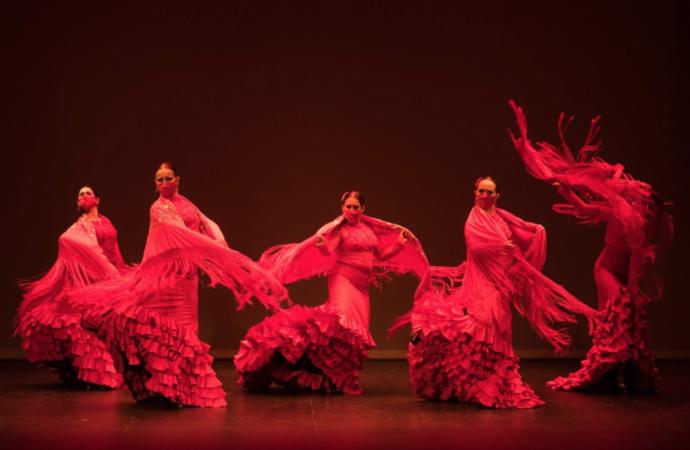Gala del Día Internacional de la Danza en Alcalá celebrada en el Teatro Cervantes: crónica gráfica