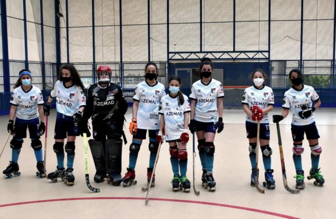 Hockey: resultados y crónicas del fin de semana del Club Patín Alcalá