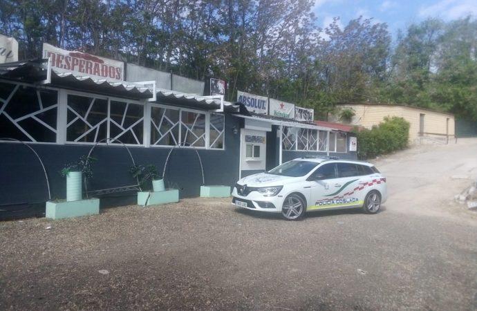 La Policía Local de Coslada desmantela una fiesta ilegal en una discoteca