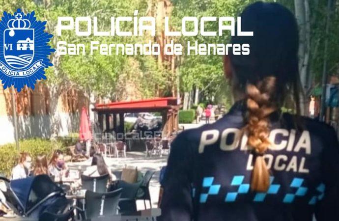 Más de 1.000 sanciones en San Fernando desde que se decretó el 'Estado de Alarma'