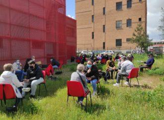 Mayores de San Fernando comparten experiencias en torno al proyecto 'Memoria Histórica' con estudiantes de Coslada