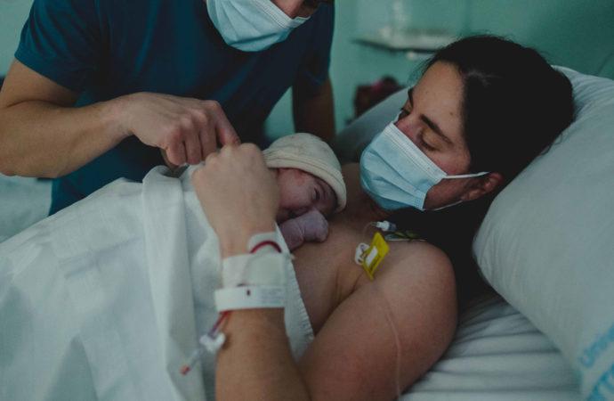 Nacen en el Hospital de Torrejón más de 1.900 bebés durante el 'Estado de Alarma'