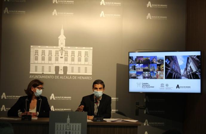 Alcalá de Henares presenta su Plan de Reactivación del Turismo