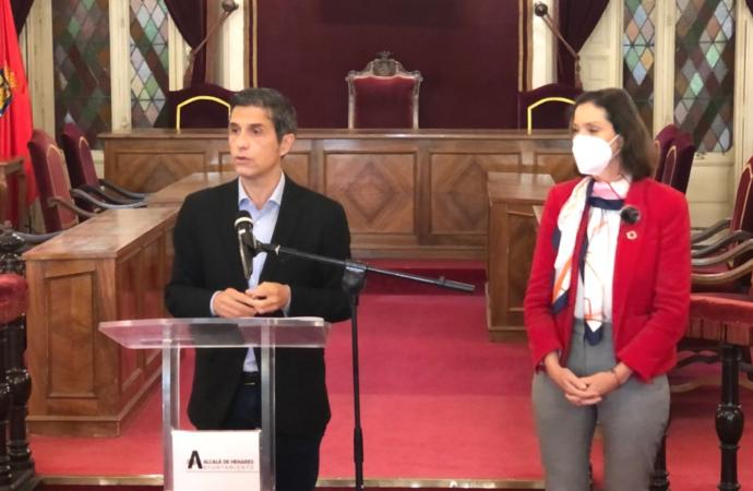 4M Elecciones / Rodríguez Palacios (PSOE), en defensa de Reyes Maroto tras las amenazas recibidas