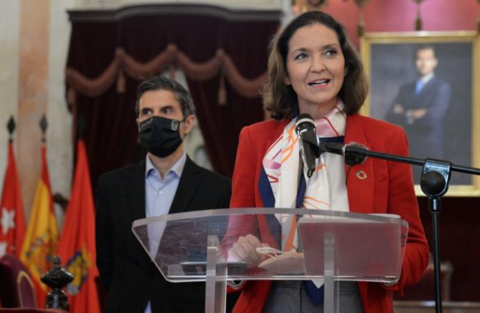 La Ministra de Turismo Reyes Maroto confirma que Alcalá recibirá más de 3 millones de euros
