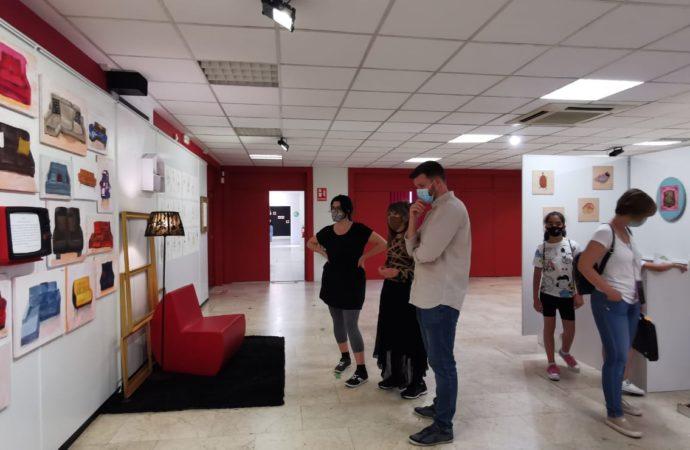Abiertas 3 nuevas exposiciones en la JUVE de Alcalá: Clara Cuadrado, Antígona y TAPA