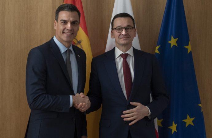 Alcalá acoge este lunes 31 la Cumbre de Alto Nivel España-Polonia con Pedro Sánchez y Mateusz Morawiecki