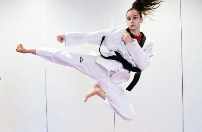 Taekwondo: la joven alcalaína Adriana Cerezo representará a España en los Juegos Olímpicos de Tokio