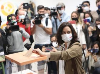 4M Resultados Elecciones / Ayuso arrasa en Madrid superando el PP al bloque de los 3 partidos de izquierda