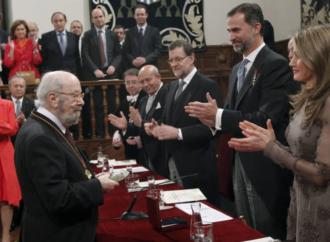 Muere Caballero Bonald, Premio Cervantes 2012 de Literatura