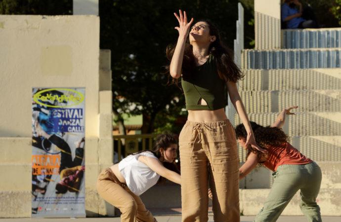 """El Festival de Danza Contemporánea """"Cervandantes"""" sale a la calle en Alcalá de Henares"""