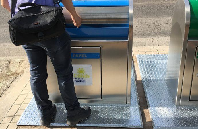 Coslada instalará contenedores soterrados en Valleaguado