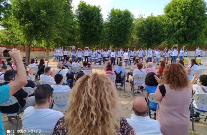El Distrito III de Alcalá celebró sus fiestas con cuentacuentos, música…