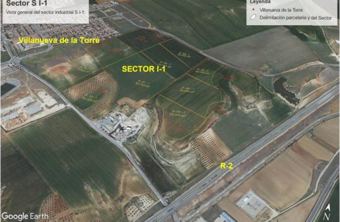 El Consejero de Fomento predispuesto a prestar ayuda para que se construya un polígono industrial en Villanueva de la Torre