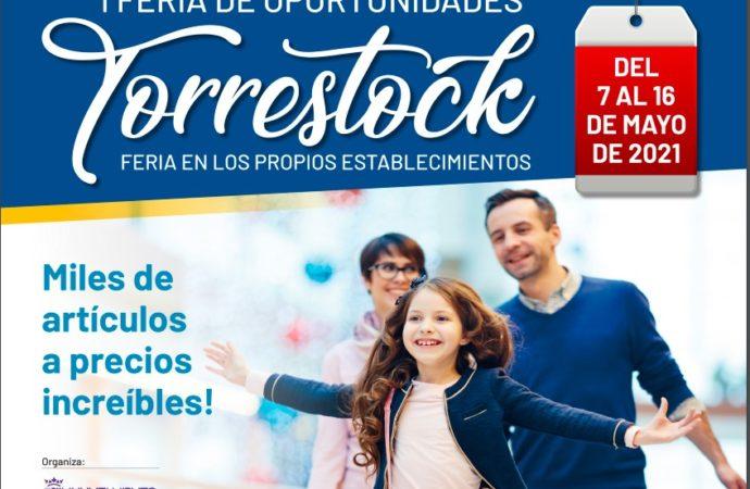 """Este viernes comienza en Torrejón la I Feria de Oportunidades """"Torrestock"""""""