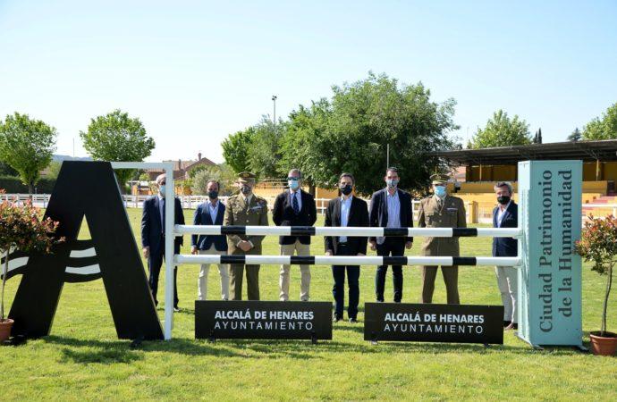 Alcalá acogerá el Concurso Hípico Nacional 3* entre el 28 y 30 de mayo