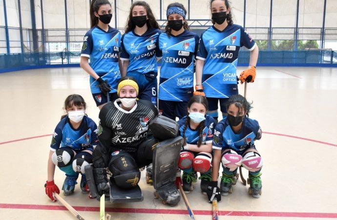Hockey Club Patín Alcalá: las guerreras dicen adiós a la liga
