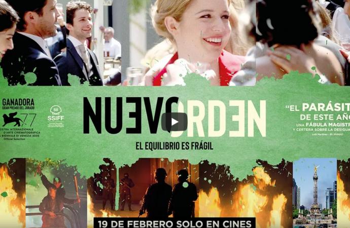 Alcine Alcalá: la película «Nuevo Orden», este miércoles 5 y jueves 6 en Alcalá de Henares