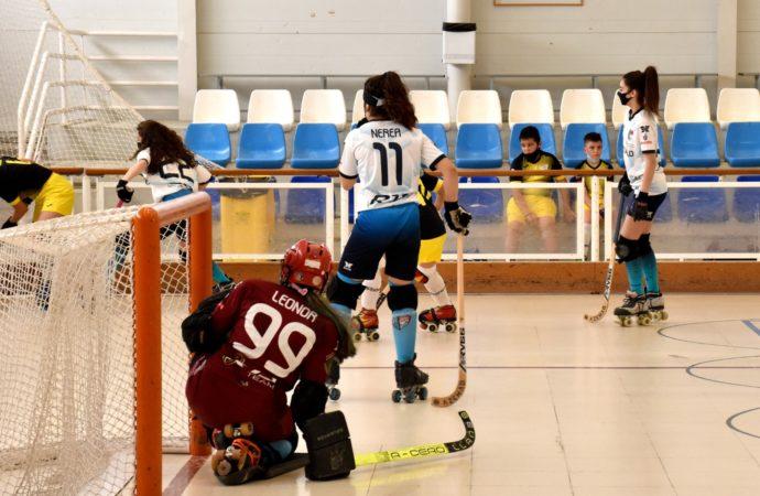 Hockey Patines Alcalá: resultados y crónicas del pasado fin de semana