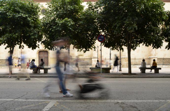 La Plaza de los Santos Niños y las calles San Juan, Postigo y Tercia de Alcalá seguirán siendo peatonales
