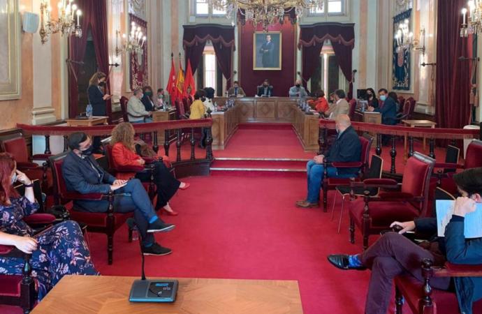 Alcalá aprueba por unanimidad una modificación de crédito de casi 10 millones de euros para inversiones