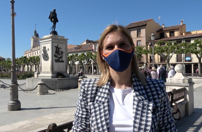 """Judith Piquet (PP): """"Lamentamos que el alcalde socialista de Alcalá vote a favor de los indultos"""""""