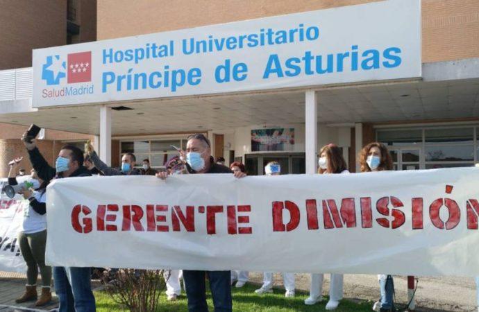 El Ayuntamiento de Alcalá reclama a la Gerencia del Hospital que mantenga los recursos de las visitas psiquiátricas domiciliarias y a las residencias