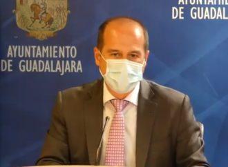 «Prudencia y cautela» : la petición del alcalde de Guadalajara tras el fin del Estado de Alarma