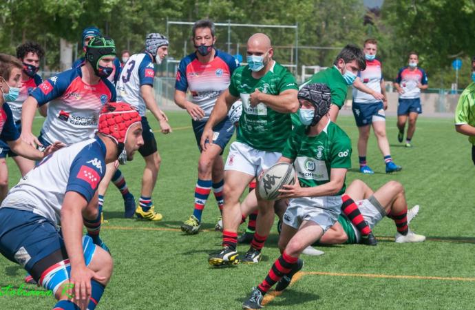 Rugby Alcalá se proclama subcampeón de liga y se clasifica para la fase de ascenso