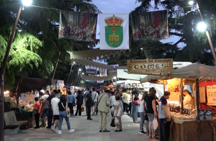 Mercado Barroco, música, juegos infantiles…así son los actos del «275 Aniversario de la Fundación de San Fernando de Henares» hasta el día 31