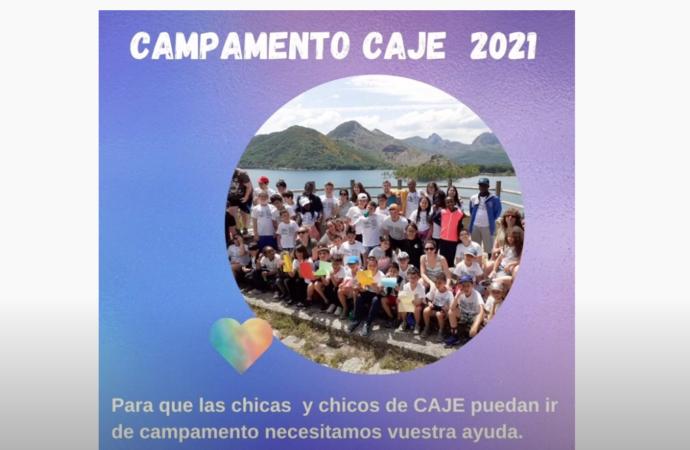 Actividades solidarias para colaborar con el Colectivo CAJE este verano en Alcalá