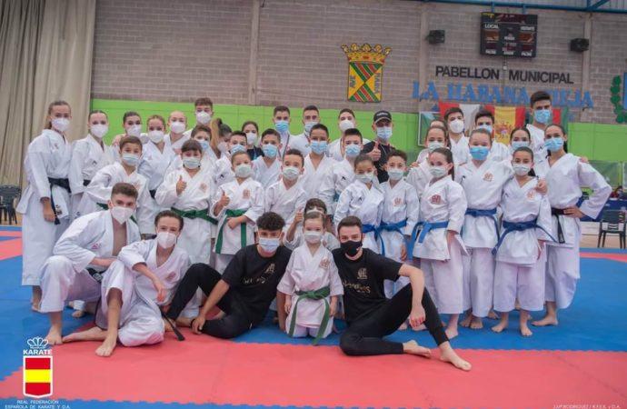 Alcalá de Henares, referente del Karate madrileño en el DEUKO 2021