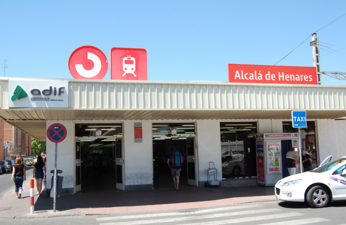 El PSOE solicita a ADIF y al Ministerio la reforma integral de la Estación de Tren de Alcalá De Henares