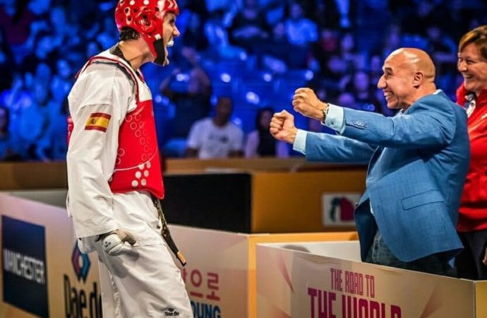 Taekwondo: 4 deportistas de Alcalá de Henares ponen rumbo a los Juegos Olímpicos de Tokio