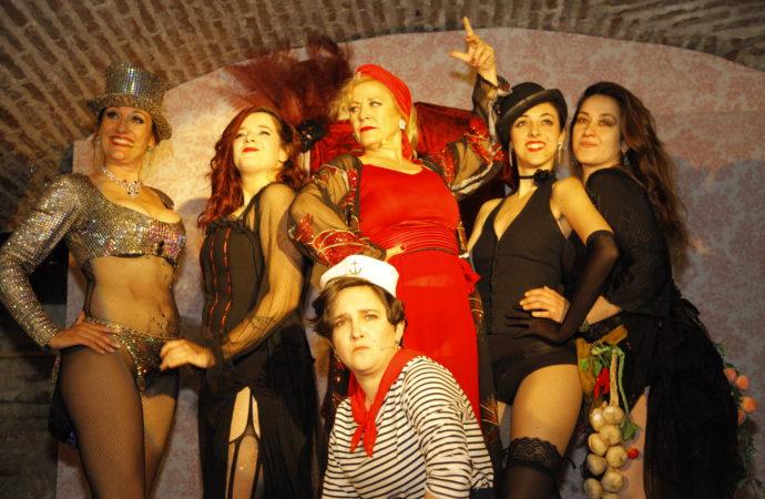 ALCABARET presenta nuevo show que estrenará en una nueva sala de teatro independiente de Alcalá: Vodevil Circus