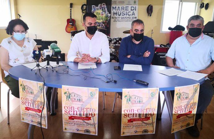La Escuela Municipal de Música y Danza de San Fernando protagonista de los actos del 275 aniversario de la ciudad del 18 al 20 de junio