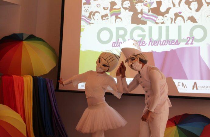Alcalá celebrará sus «Fiestas del Orgullo LGTBIQ» del 19 al 26 de junio