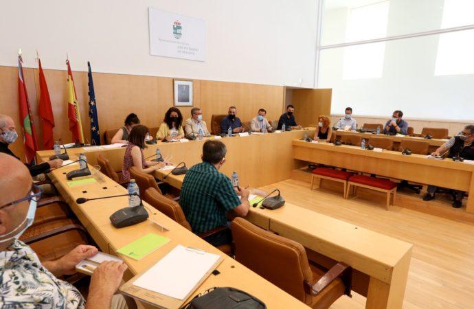 Alcaldes de diferentes municipios de Madrid se reunieron en San Fernando por la recuperación del río Jarama