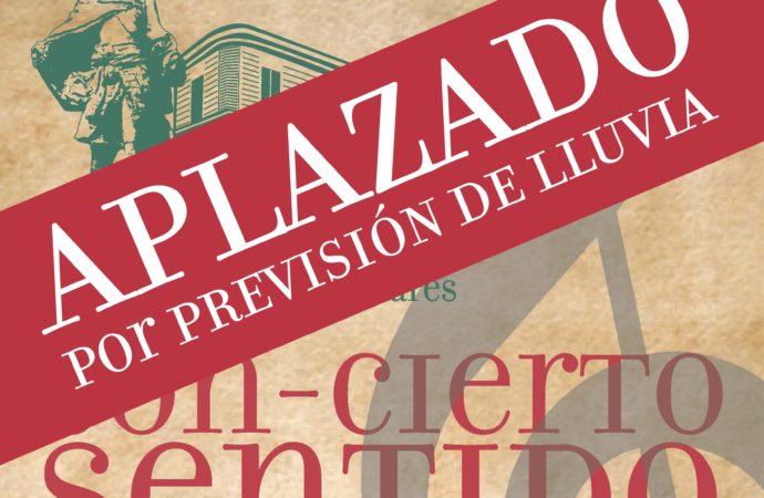 Aplazado el evento 'Con-Cierto Sentido' de San Fernando por previsiones de lluvia