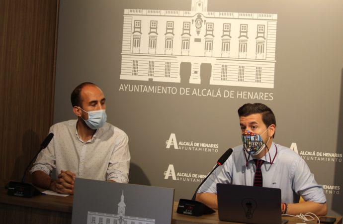 """Dos nuevas apps del Ayuntamiento: """"Alcalá de Henares, tu ciudad"""" y """"Cuida Alcalá"""""""