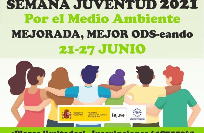 Arranca la Semana de la Juventud en Mejorada del Campo con múltiples actividades dirigidas a jóvenes de entre 12 y 30 años