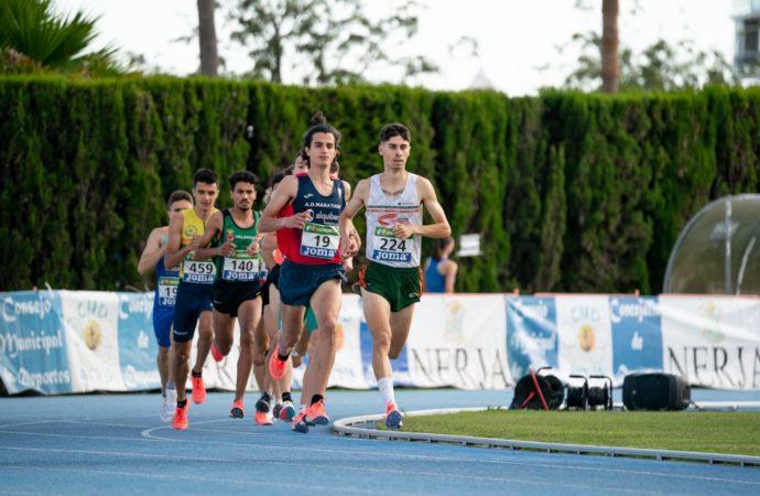 Atletismo: resultados del Club Atletismo Cervantes en los Campeonatos Nacionales y Autonómicos en Pista