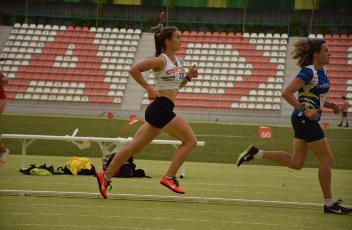Atletismo: Iván Sáez en Madrid y Othman Amraoui en Navarra, Campeones Absolutos de 1.500 metros lisos