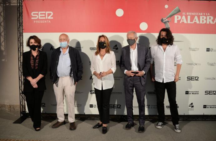 Eduardo Mendoza, María Dueñas, Manuel Jabois y muchos más en «El Congreso del Bienestar» de Alcalá