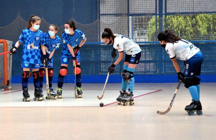 Hockey Club Patín Alcalá: resultados y crónicas del fin de semana