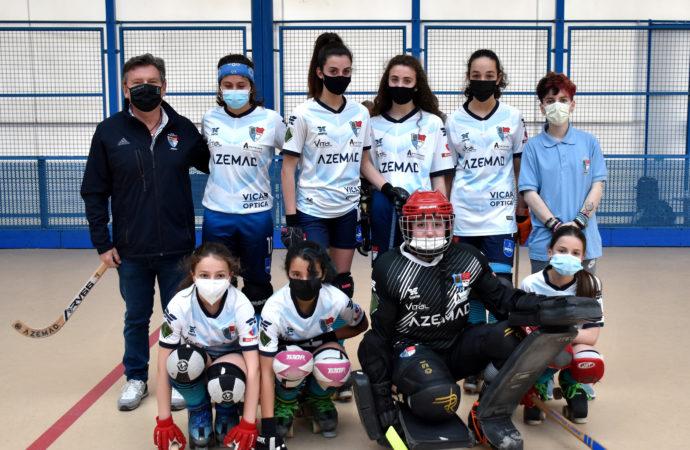 Hockey: crónicas y resultados del Club Patín Alcalá del fin de semana