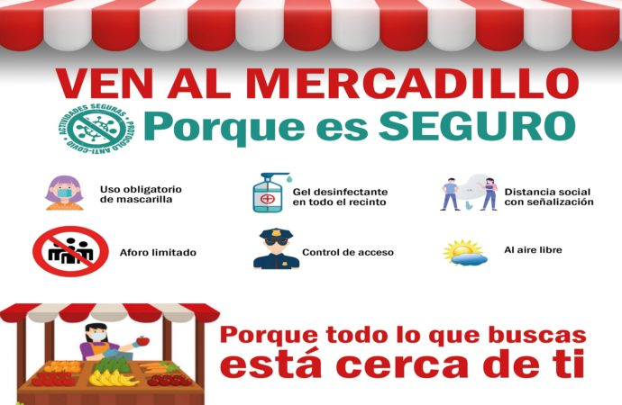 San Fernando busca promocionar y dinamizar su mercadillo municipal con propuestas paralelas como música o gastronomía