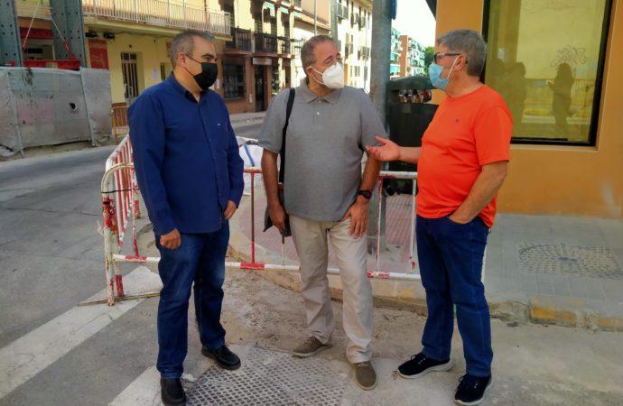 San Fernando: La Plataforma de Afectados por Metro se manifiesta este miércoles para exigir a la CAM una solución para sus viviendas