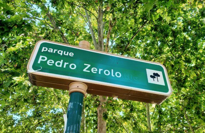 San Fernando pone a uno de sus parques el nombre del fallecido Pedro Zerolo